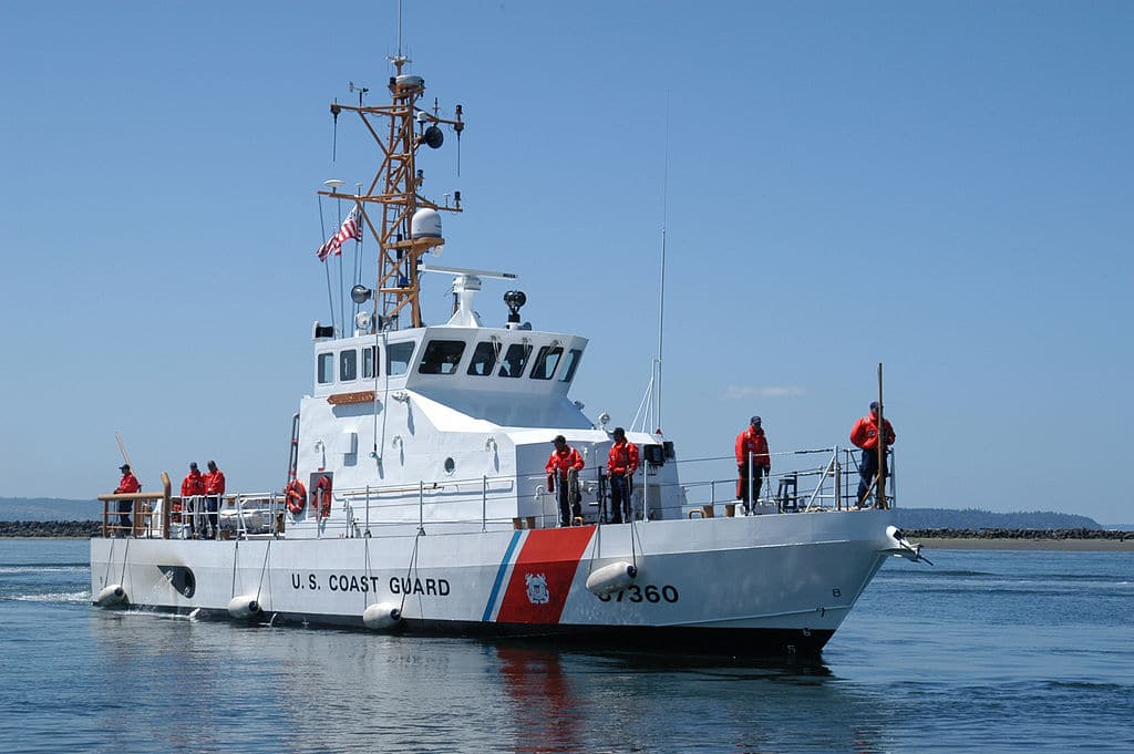 China named in ambitious new anti-illegal fishing strategy for the US Coast Guard
