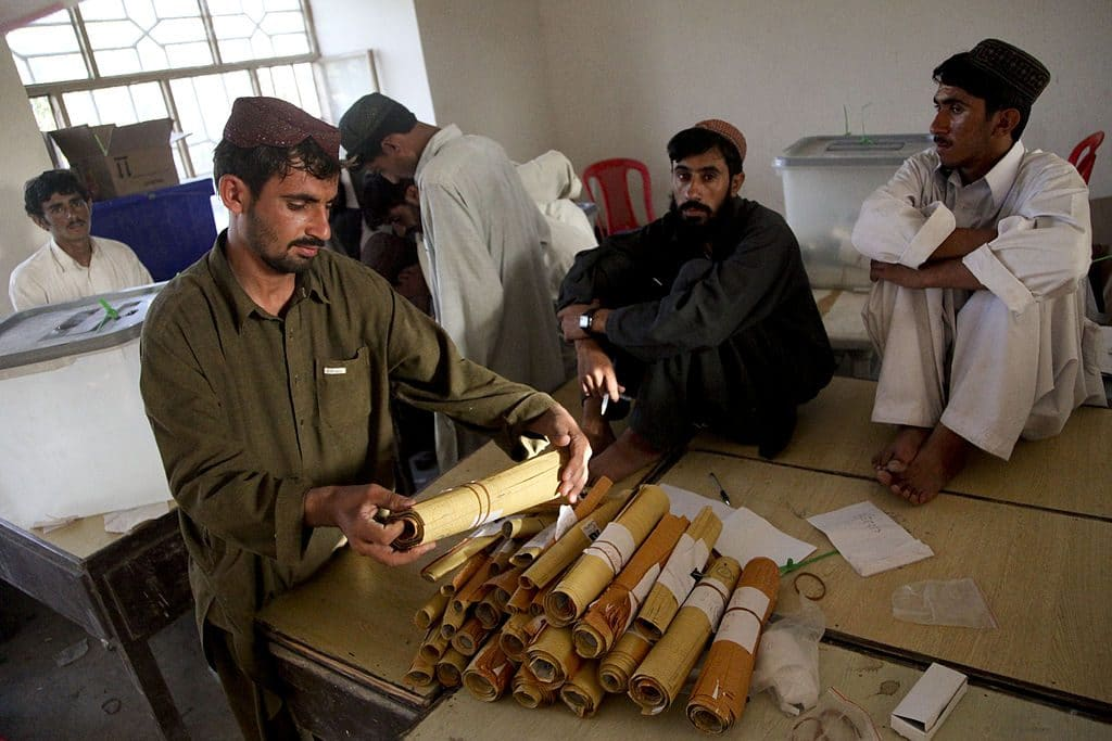 UN says 85 civilians killed, 373 wounded during Afghan election campaign