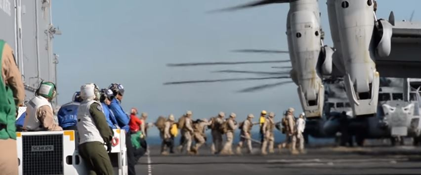 11 MEU - Watch Video Highlights From 11th Marine Expeditionary Unit's Western Pacific Deployment