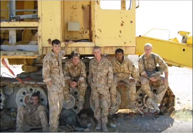 British Troops Go Above & Beyond During Operation Herrick 6 In Afghanistan Featured