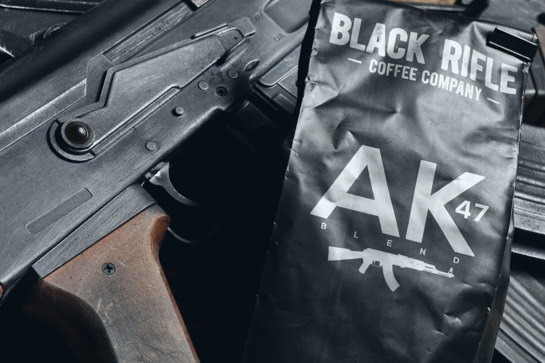 Video Vet Owned Black Rifle Coffee Denies Kyle Rittenhouse Sponsorship After Picture Of Rittenhouse Wearing Their Shirt Goes Viral American Military Newsamerican Military News