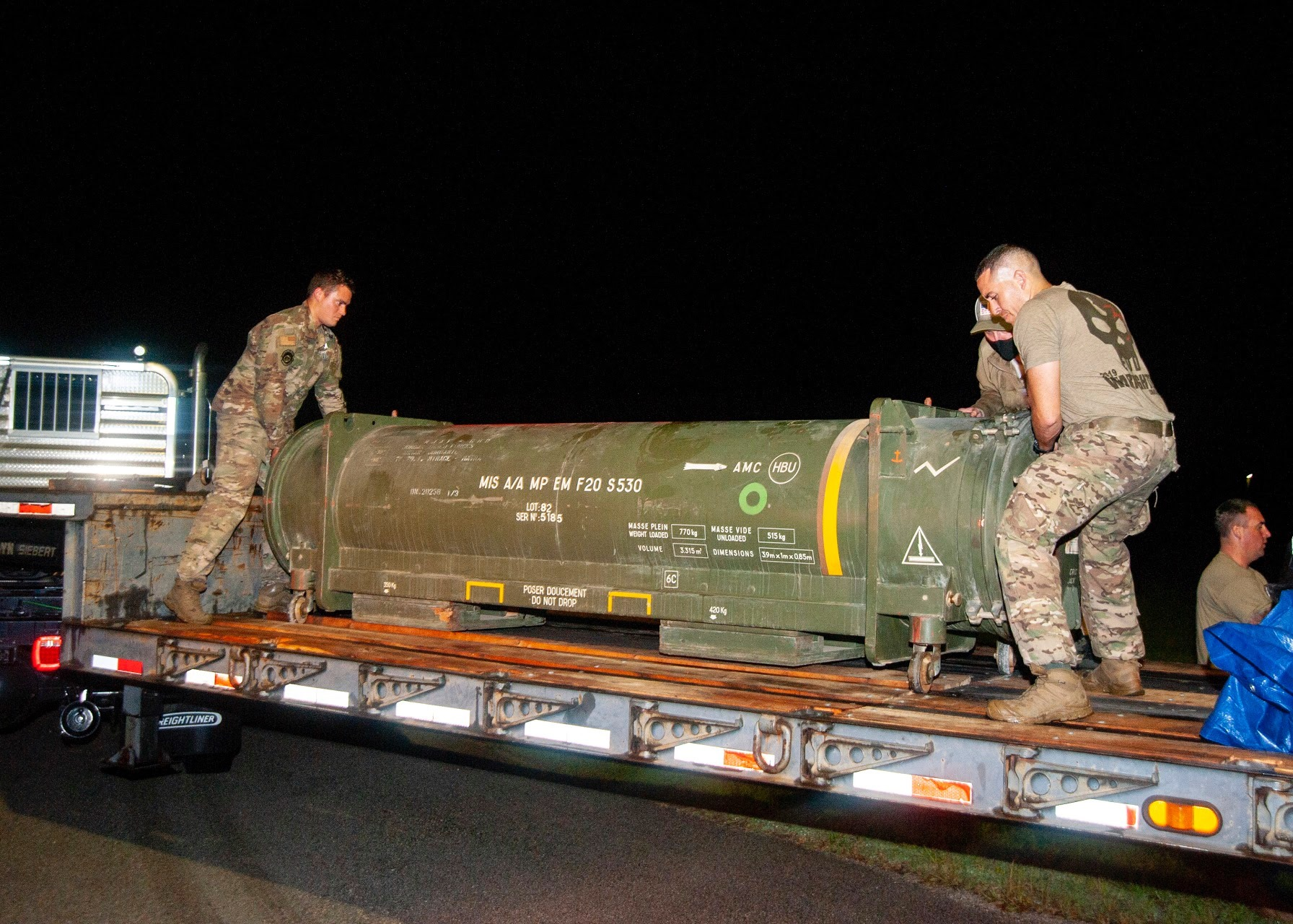 Pics: FL airport discovered live missile, evacuated