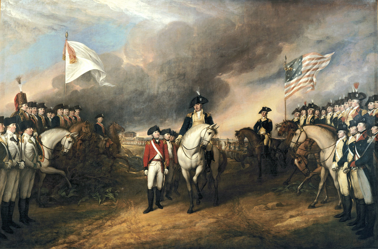 This Day In History: British General Lord Cornwallis Surrenders At Yorktown, Bringing An End To The American Revolution Featured