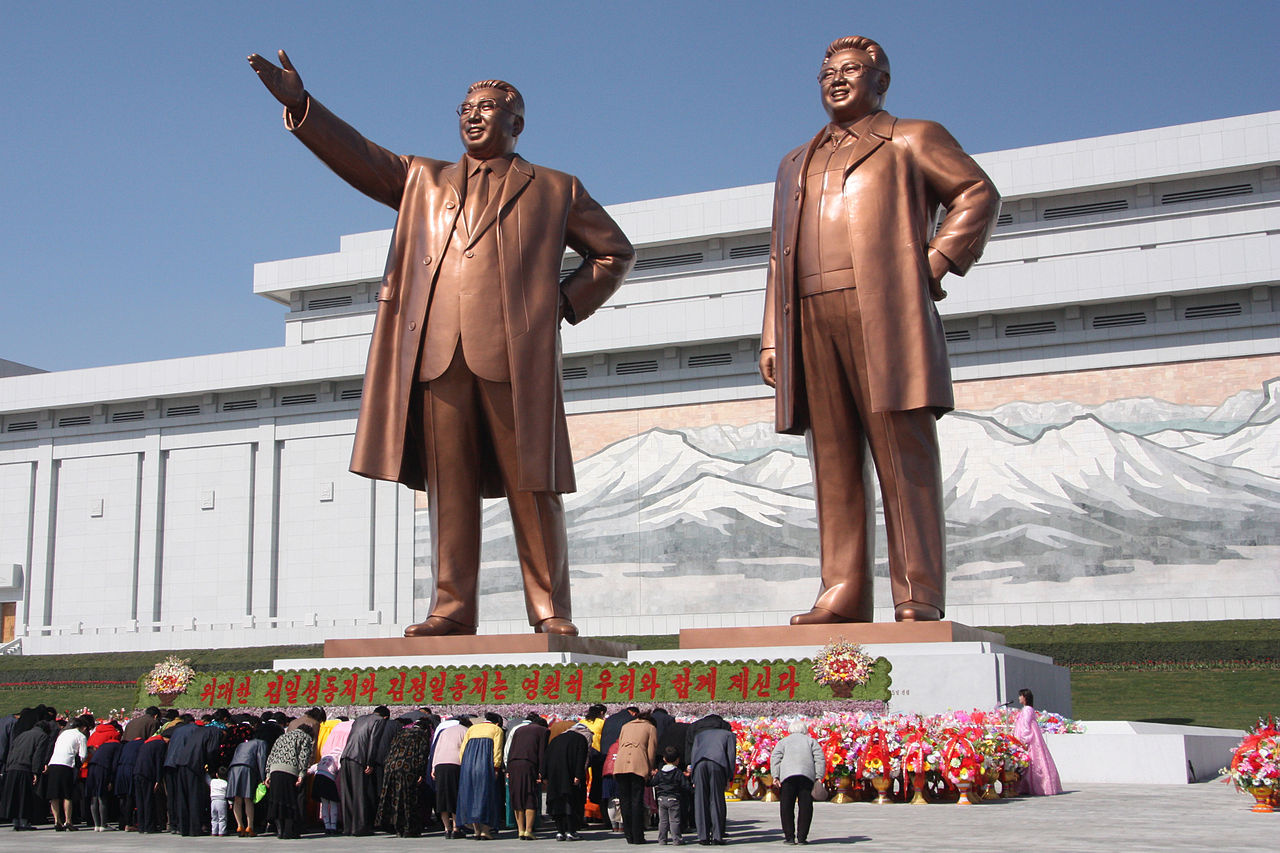 Security heightened at monuments to Kim dynasty in North Korea: report Featured