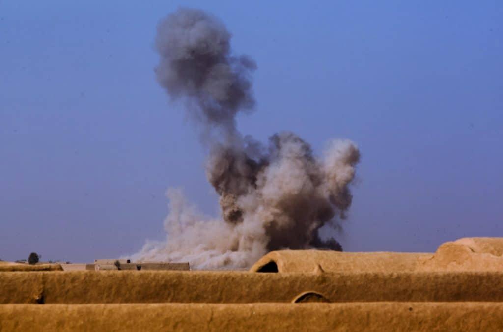 At least 50 people killed in air strike, car bombing in Afghanistan