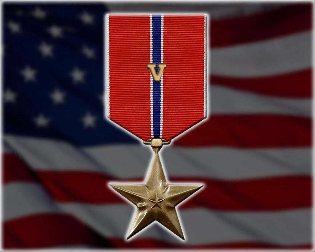 WWII hero receives long-overdue Bronze Star