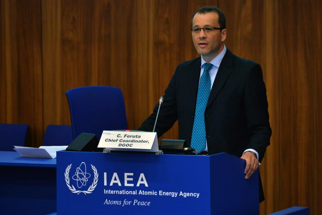 IAEA to press Iran over suspected undeclared nuclear site