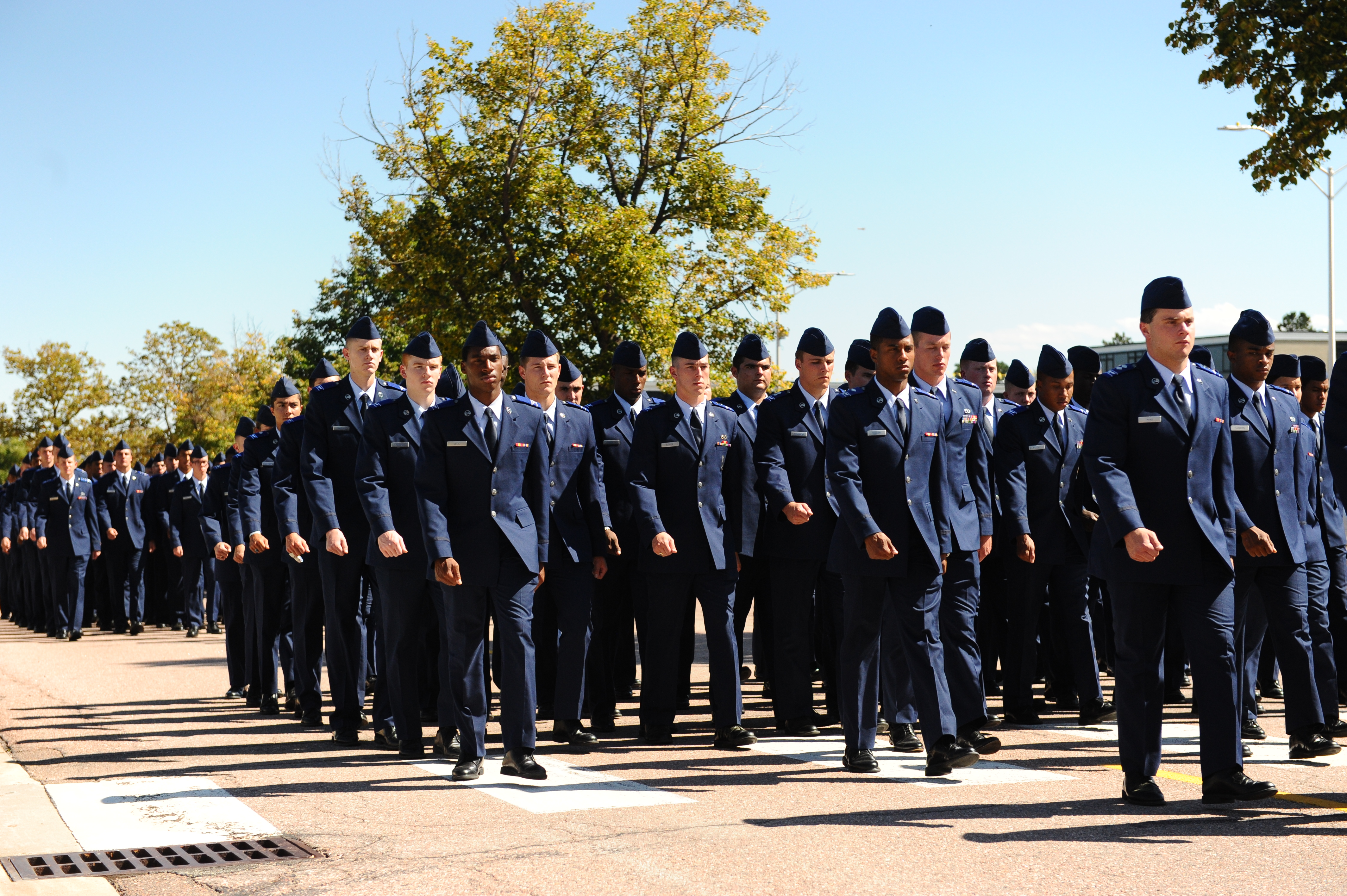 Racial slurs written on five black cadets' doors at Air Force Academy Prep School, and Superintendent speaks out (VIDEO) Featured
