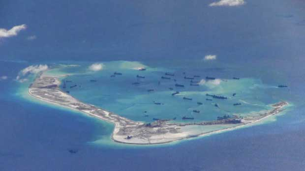 China Arming Artificial Islands In Heavily Disputed Area Of The World Featured