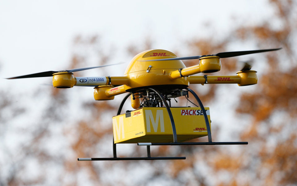 14586999783 ee76c6acc3 b - Terrorists Kill Two Kurds With Flying Bombs Made From Store-Bought Drones