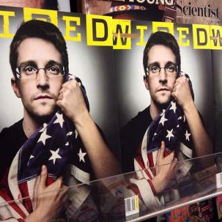 14977046239 331e7ea550 z 320x320 - The military reportedly used a fake news story on Edward Snowden's death to test its cybersecurity