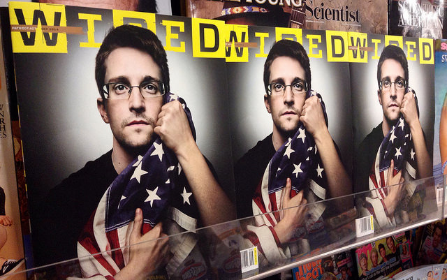 The military reportedly used a fake news story on Edward Snowden's death to test its cybersecurity Featured