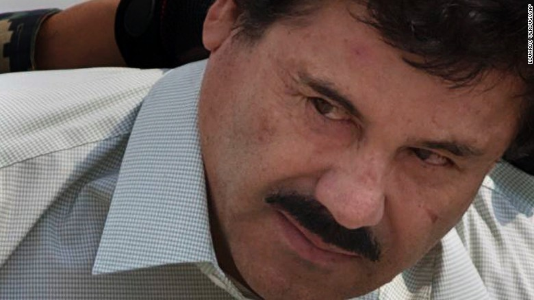 'El Chapo' Injured In Clash With Mexican Marines, Escapes Featured