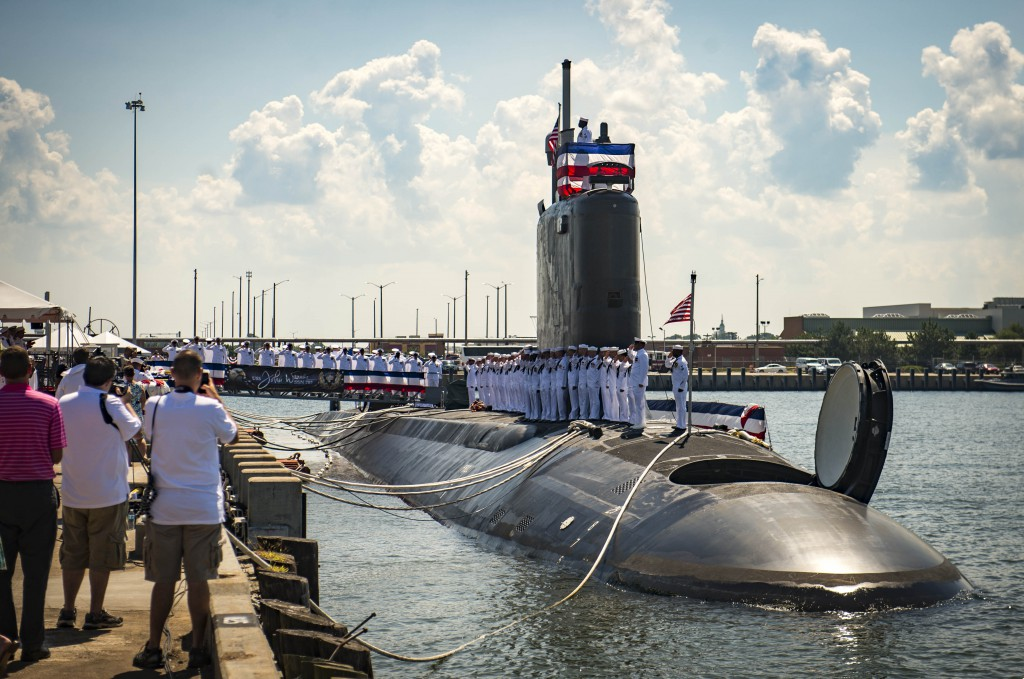 Navy to use Xbox controllers for periscope systems on Virginia-class submarines Featured
