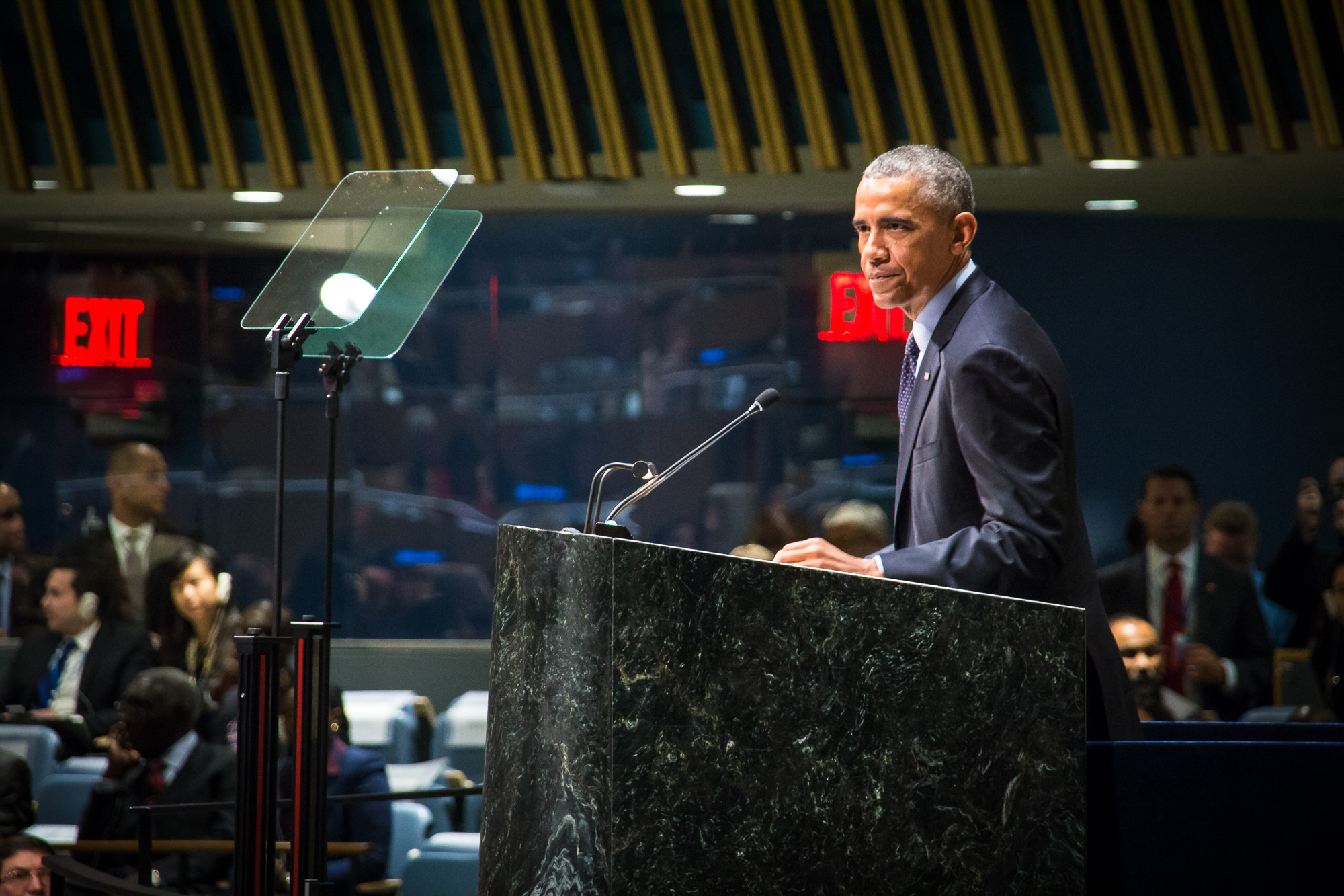 Report: Obama Wants To Be UN Secretary General While Netanyahu Tries To Stop Him Featured