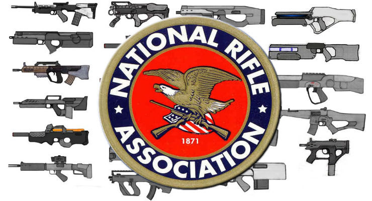 These Are The Top Two Pro & Anti-Second Amendment Donors Featured