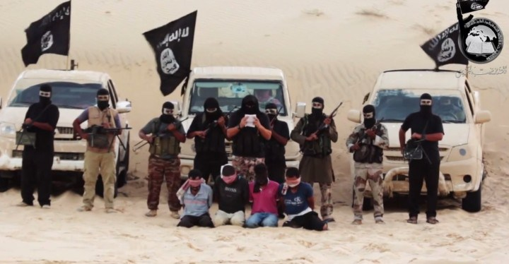 A New UN Report On The Number Of Slaves Held By ISIS In Iraq Is Sickening Featured