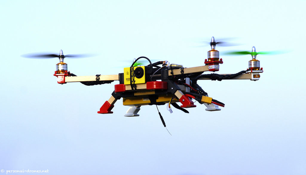 Terrorists Kill Two Kurds With Flying Bombs Made From Store-Bought Drones Featured