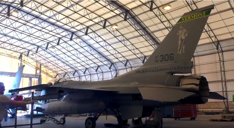 Check Out The Vermont Air National Guard Deployed In Operation Inherent Resolve Featured