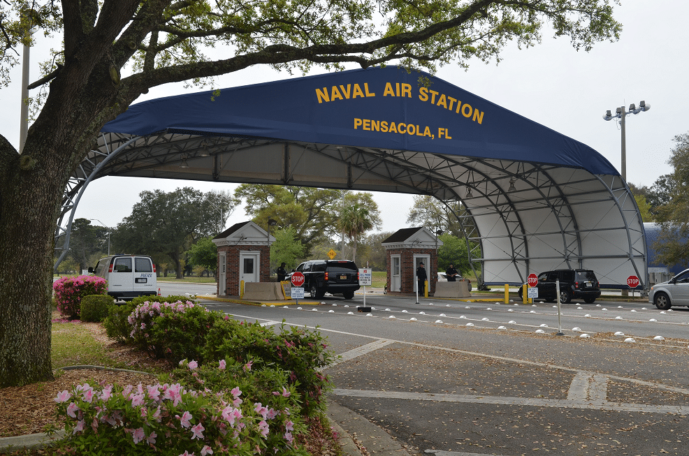Pensacola Navy base shooting suspect is Saudi military member; possibly 'terrorism-related'