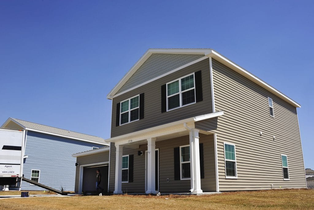 Military housing reforms included in new defense blueprint