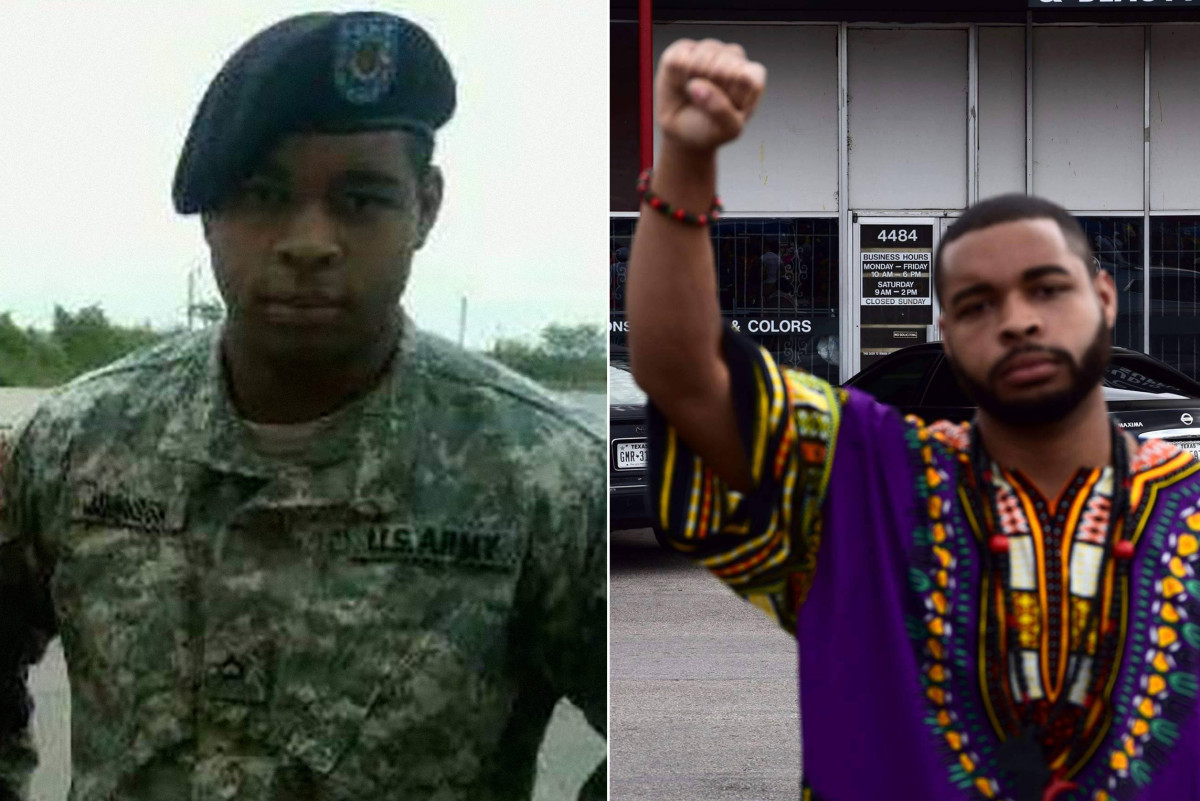 "Dallas Shooter, Army Vet, Practiced Military Exercises At Home; Learned ""Special Tactics"" At Combat School Featured"