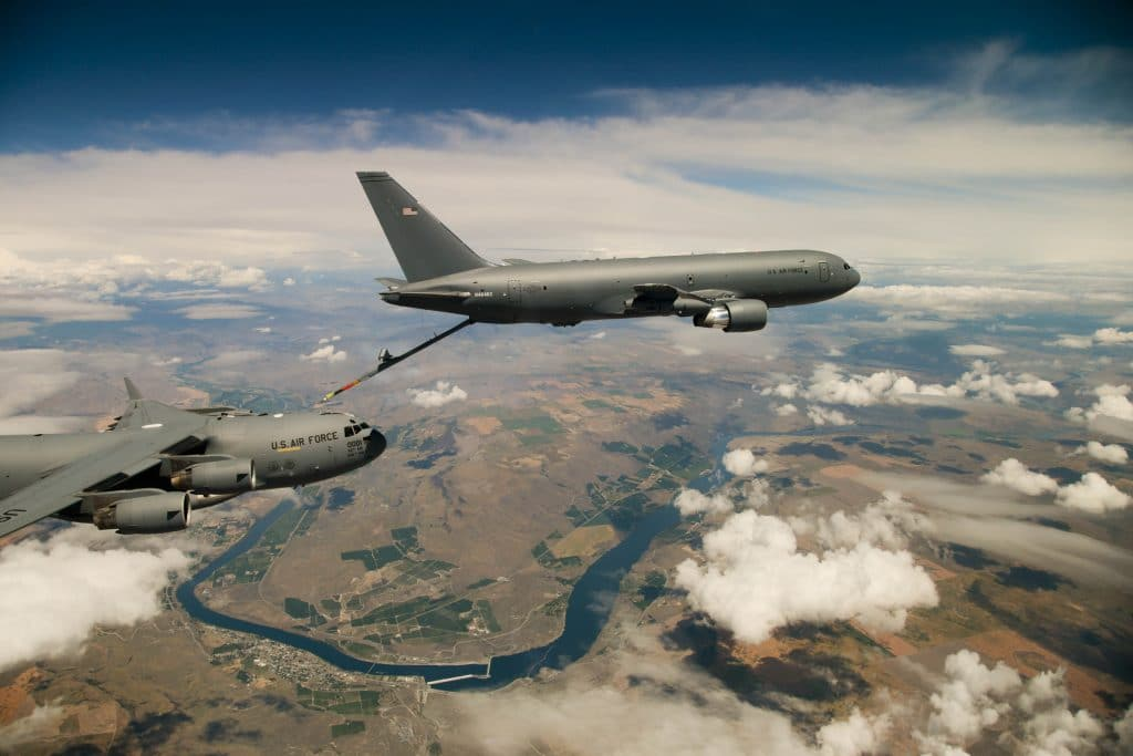 Air Force finds another problem with Boeing's KC-46 tanker