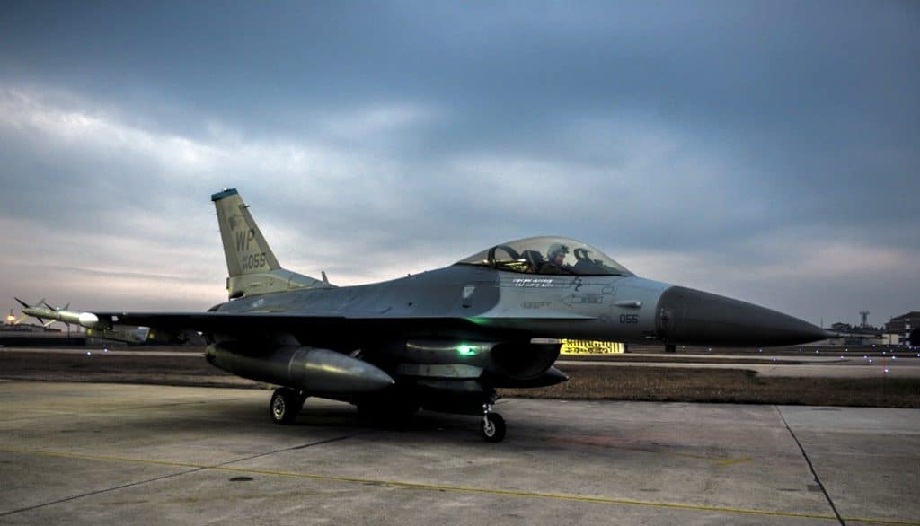 For sale in Florida: A 1980 F-16 fighter jet