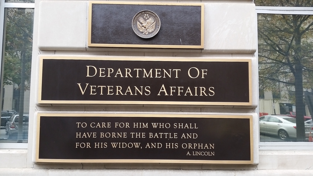 Nearly 2,000 veterans' personal info compromised after USB drives stolen from VA medical center Featured