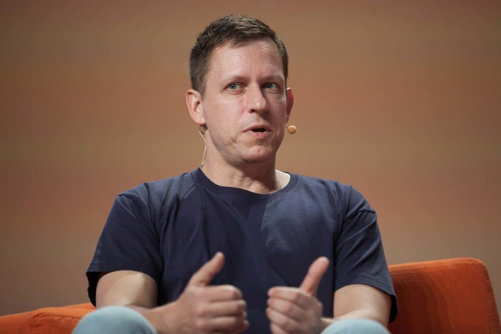 Billionaire Thiel: Google 'seemingly committing treason' with Chinese military; calls for federal investigation into spies and more