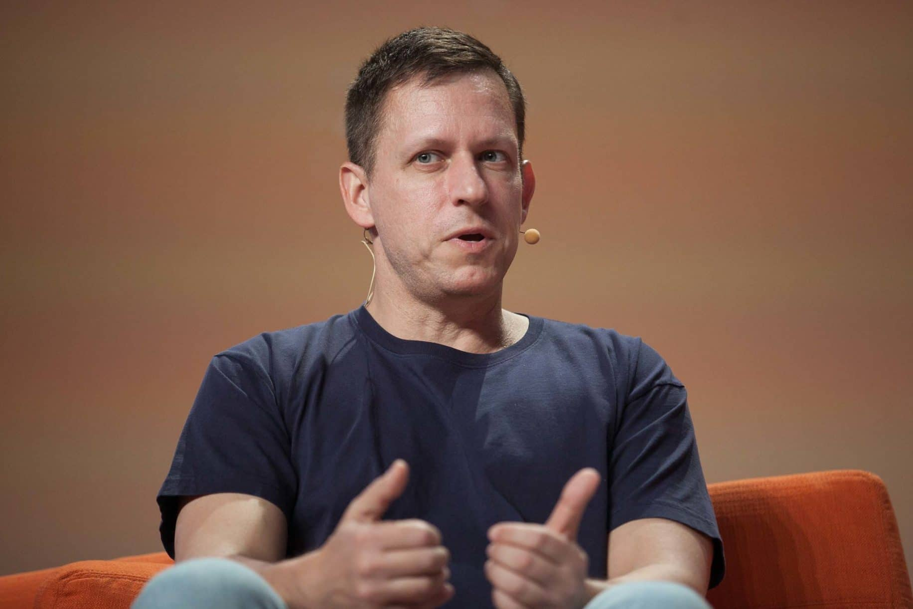 Billionaire Thiel: Google 'seemingly committing treason' with Chinese military; calls for federal investigation into spies and more | American Military News