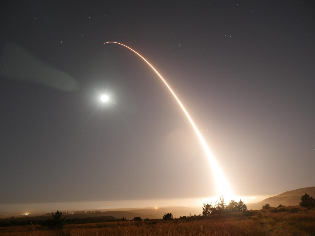 Keep your eyes on the skies: Vandenberg is launching another missile on Wednesday
