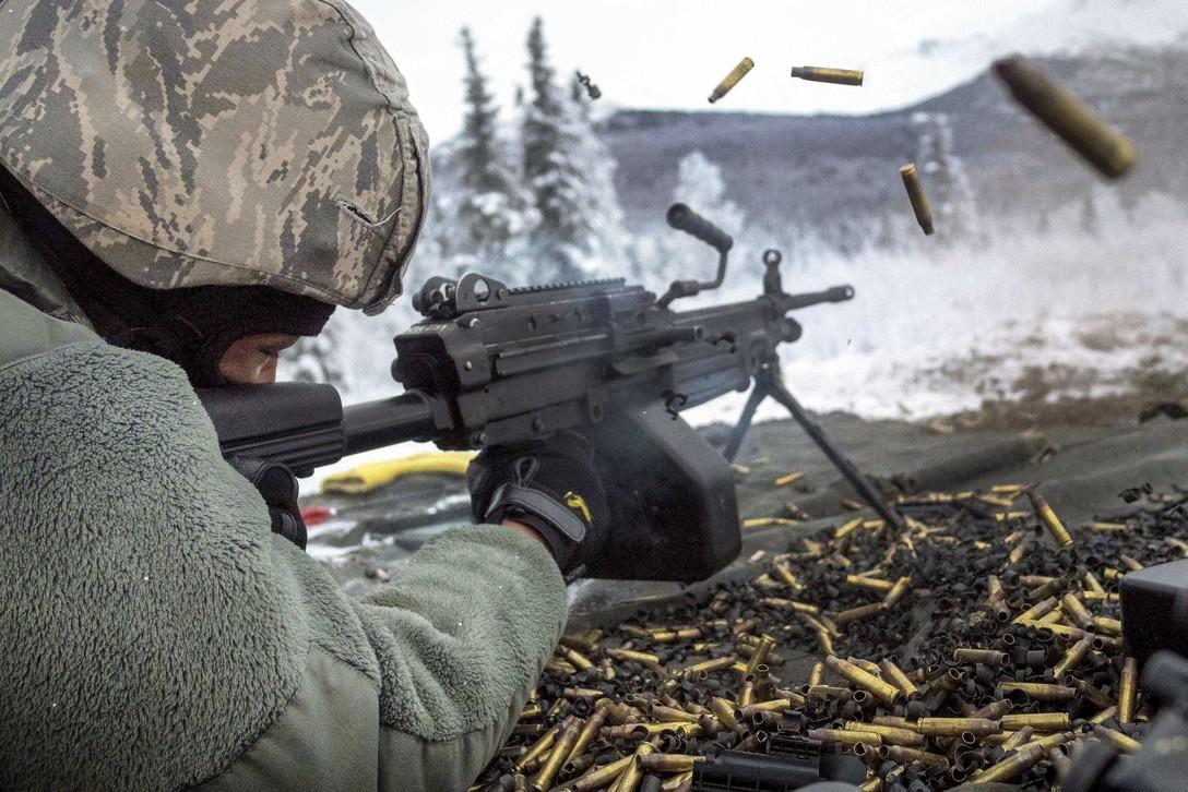 AR moves to lift machine gun ban