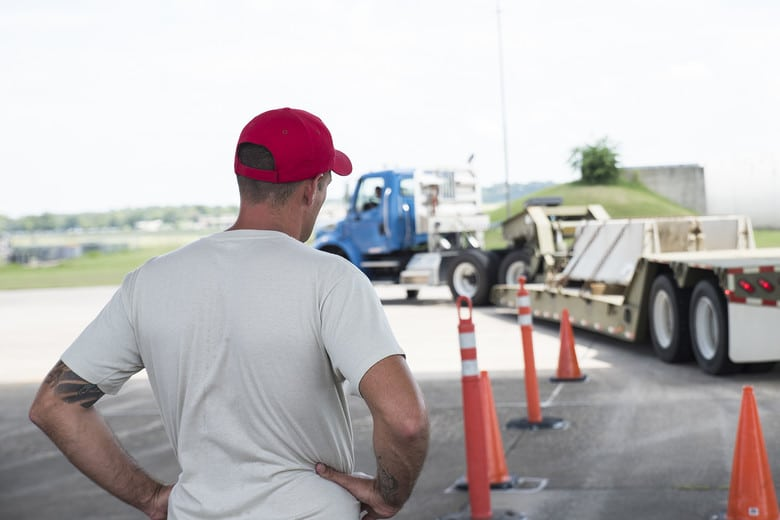 Trucking's commitment to veterans' success after military life