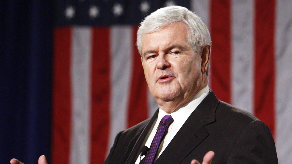 "Newt Gingrich Video: ""Hillary Clinton lies, Hillary Clinton lies all the time."" Featured"
