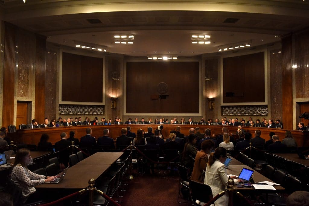 US Senate panel blasts Russian election meddling, efforts to 'sow discord'