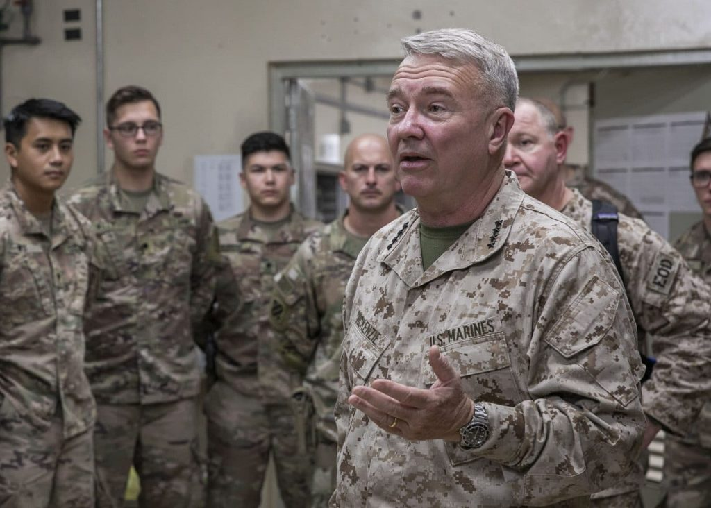 Marine Gen.: US needs to deal with 65,000 ISIS captives or face resurgence