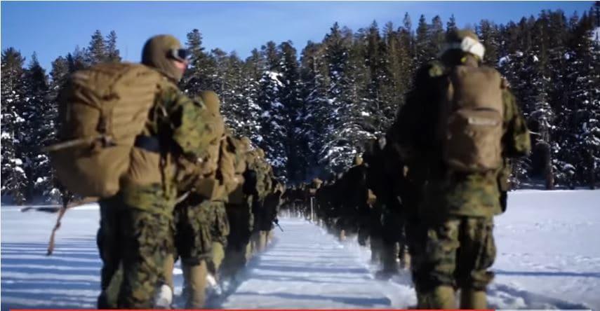 1st MARDIV Marines - Watch U.S. Marines Conduct Scenario-Driven Training At USMC Mountain Warfare Training Center