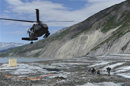Alaskan Glacier Melts, Reveals Secrets From 61 Year Old Air Force Crash Featured