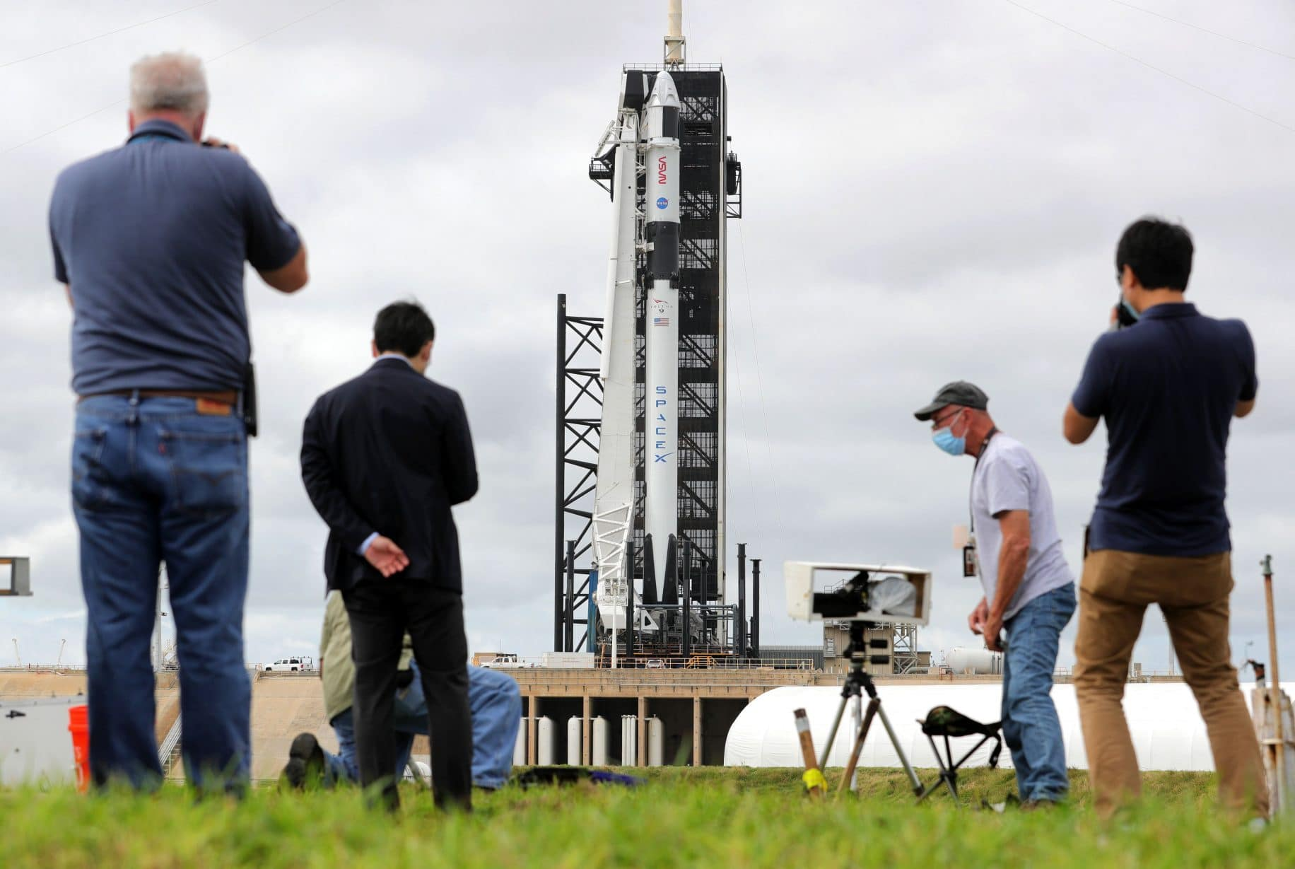 Next crew of astronauts set to launch Sunday from Florida in 'new era' of SpaceX human spaceflight