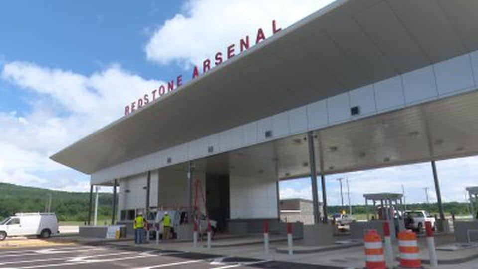 Redstone Arsenal wins Space Command HQ