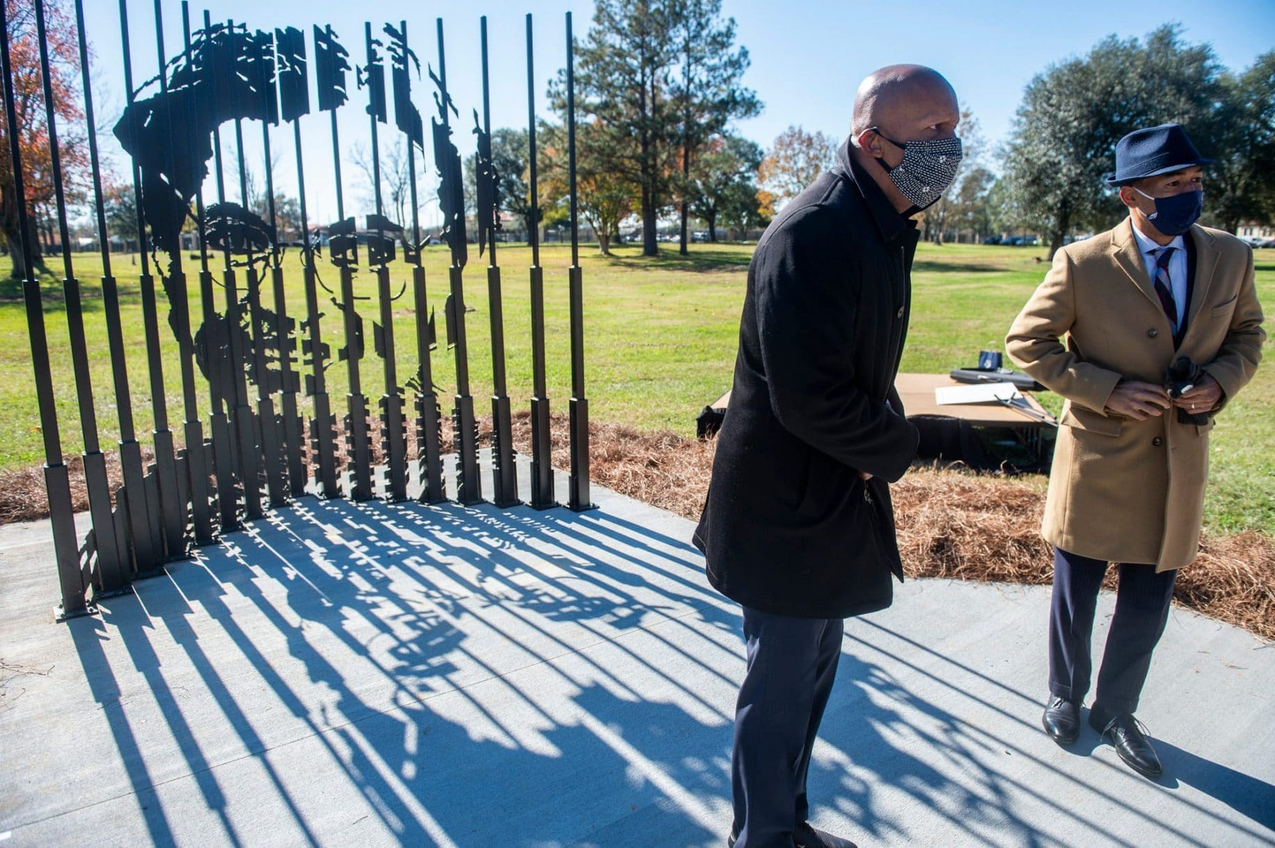 On Rosa Parks Day, Maxwell Air Force Base unveils tribute to legendary former employee