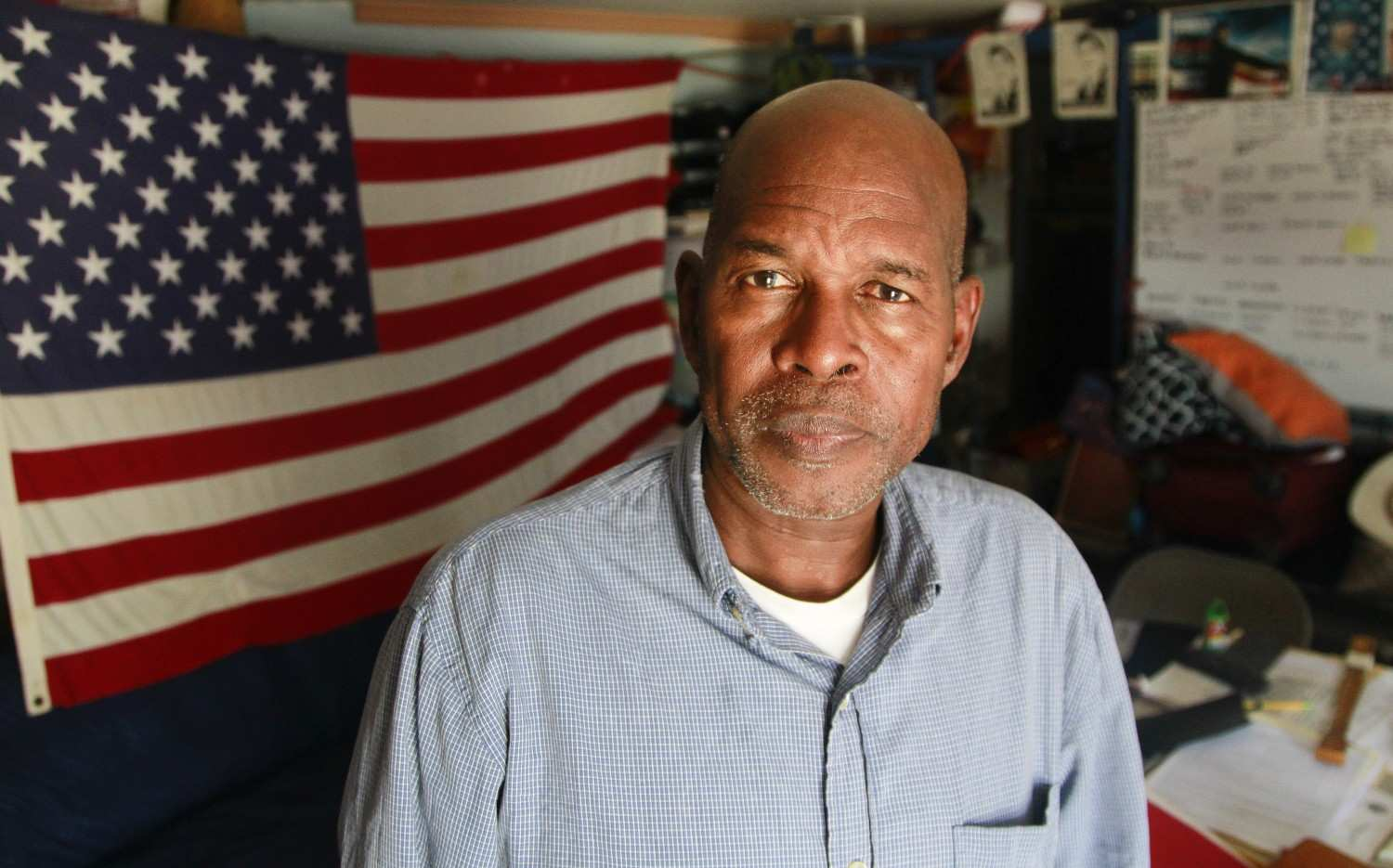 Exiled for 12 years, deported veteran finally wins U.S. citizenship