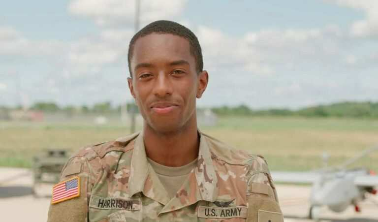 "They call him ""The Upper Hand"" as Hampton soldier helps in Army outreach to..."