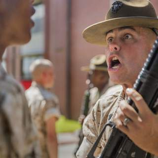 20680517234 83b0743273 z 320x320 - Marine Corps drill instructor slapped with 10-year prison sentence for abusing recruits