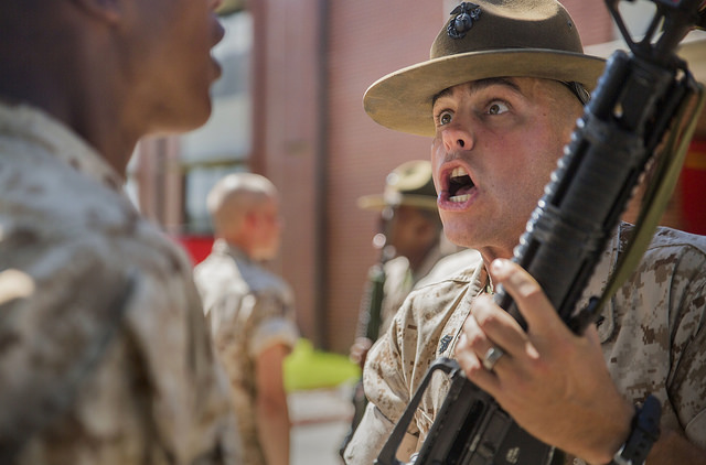 Marine Corps drill instructor slapped with 10-year prison sentence for abusing recruits Featured