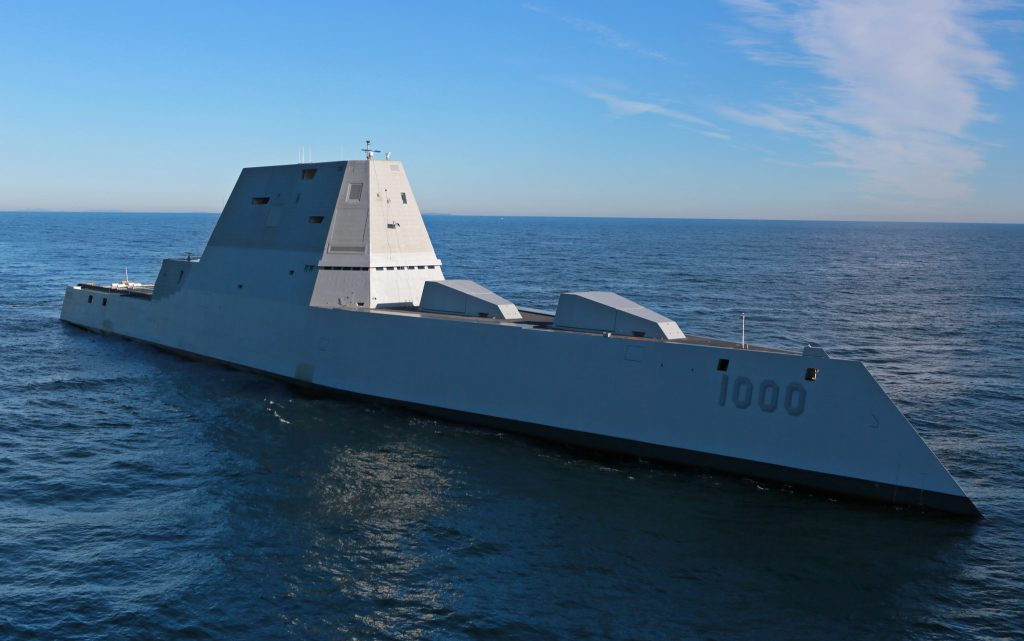 US Navy's $7.8 billion destroyer delayed again after 10+ years in production