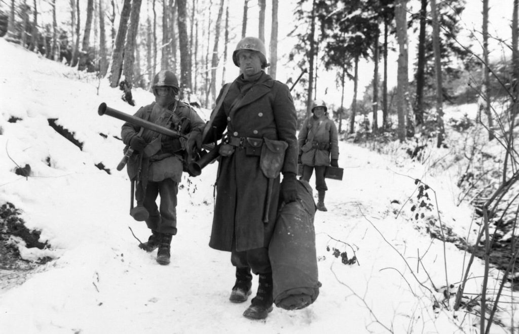 75 years later, Battle of the Bulge rages again