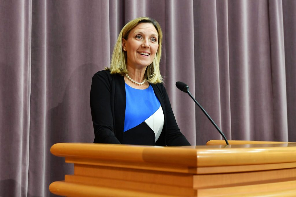 Key US arms control negotiator Andrea Thompson to leave post