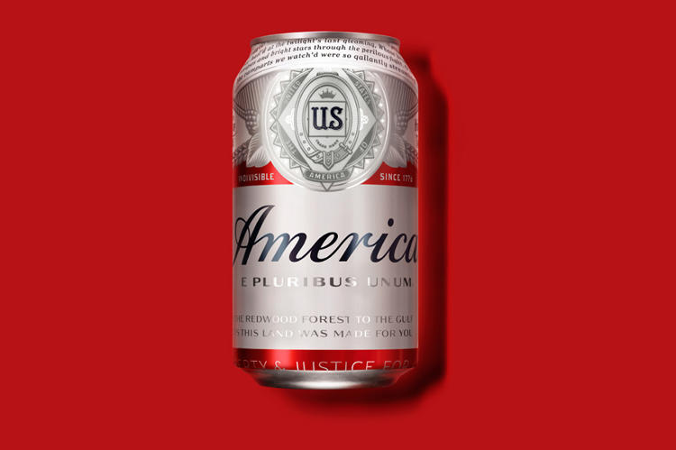 Budweiser Changes Iconic Label In A Big Way (Hint: It's Pro-America!) Featured